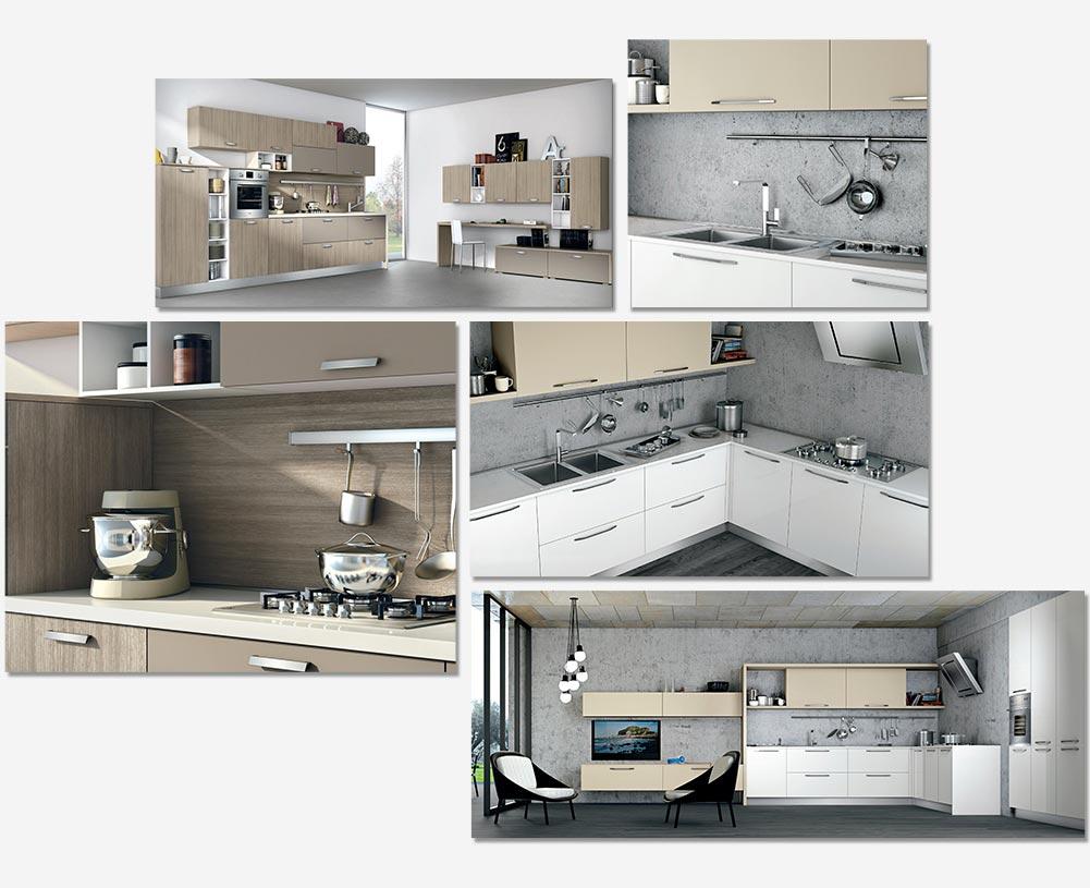Guida completa sull\'acquisto di una Cucina Creo Kitchens