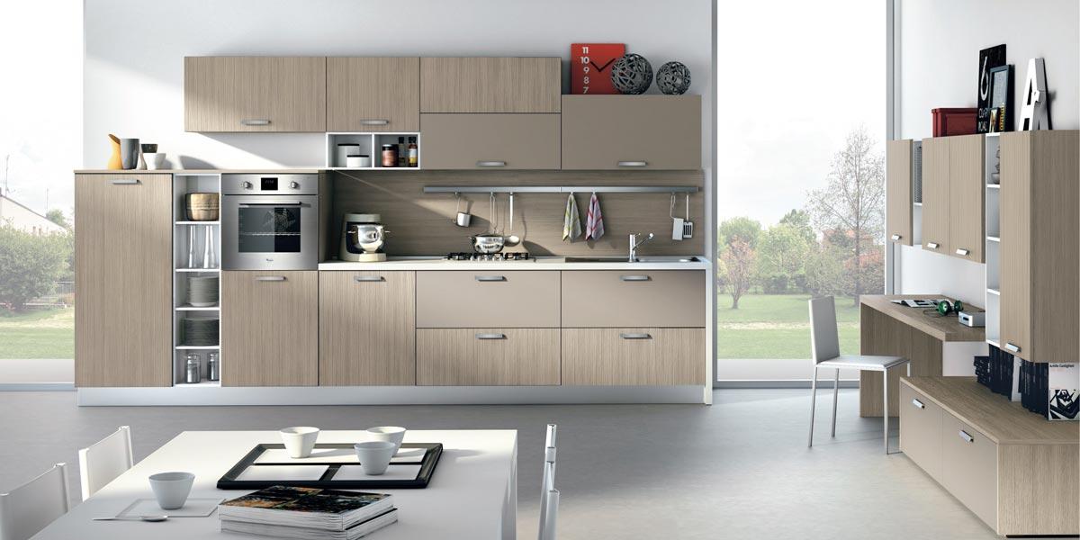 Cucina Moderna Lube - Alma Creo Kitchens