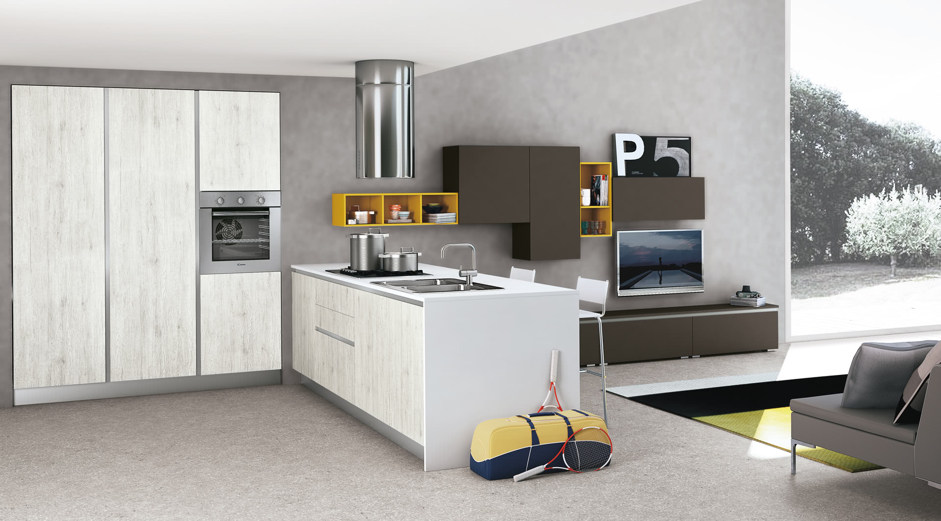 Cucine Creo Lube Opinioni cucina moderna ank - ank creo kitchens