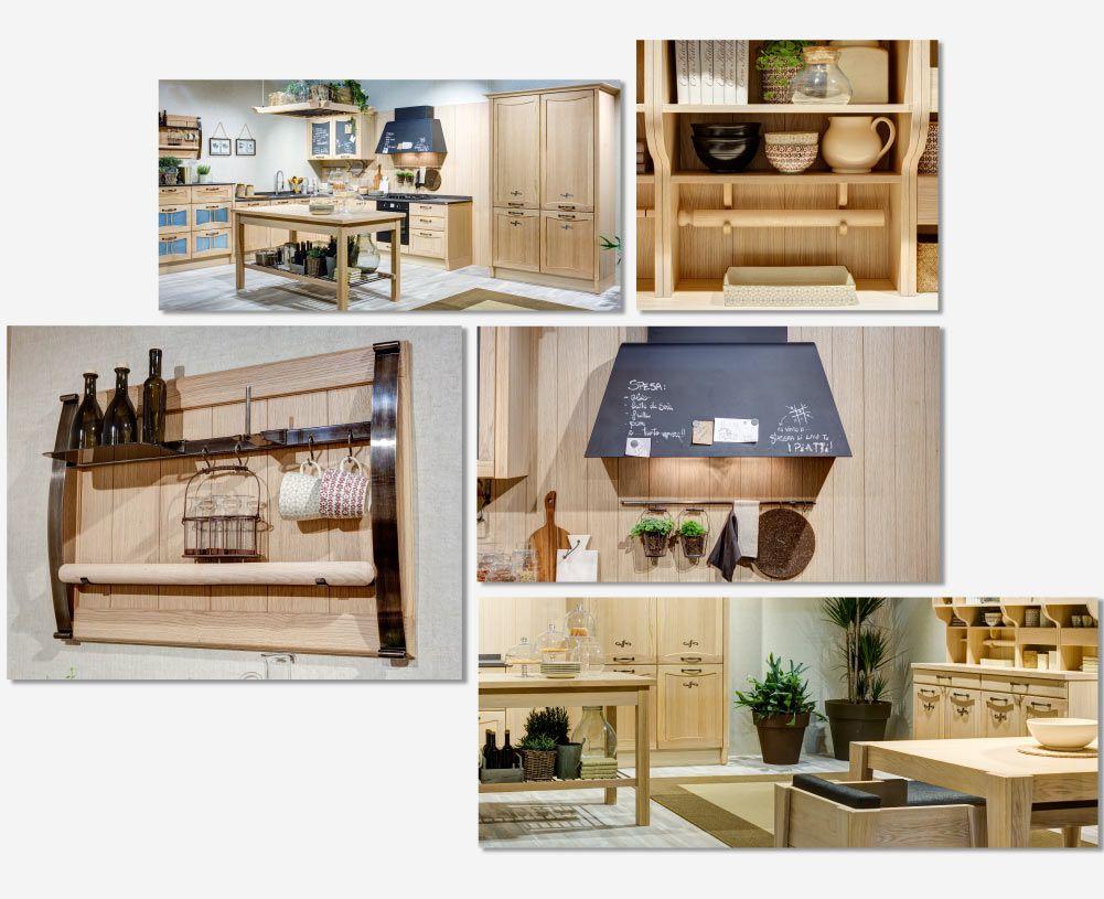 Cucina in legno, sempre intramontabile