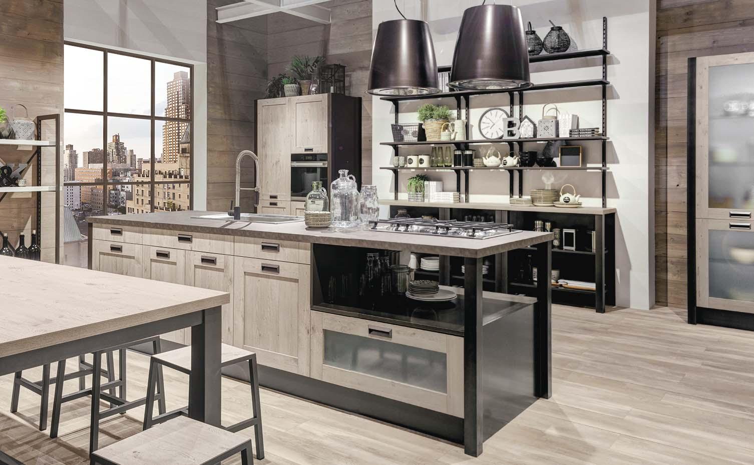 Cucine Moderne Ad Isola.Cucina A Isola La Nuova Tendenza