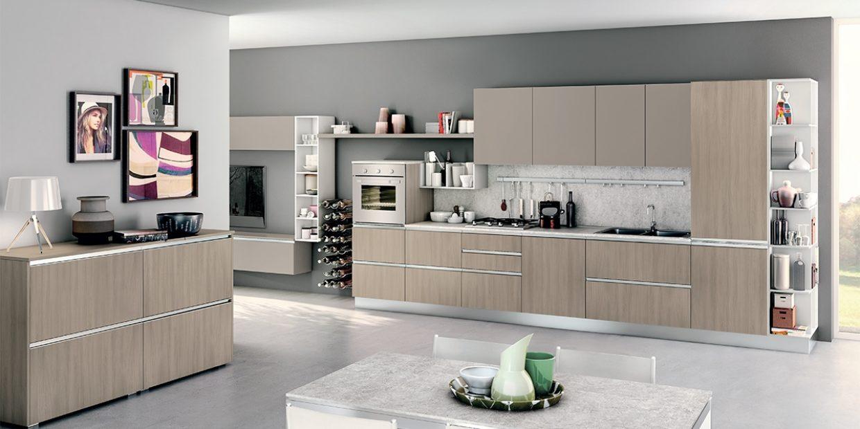 Come disporre l arredo di una cucina - Come disporre la cucina ...