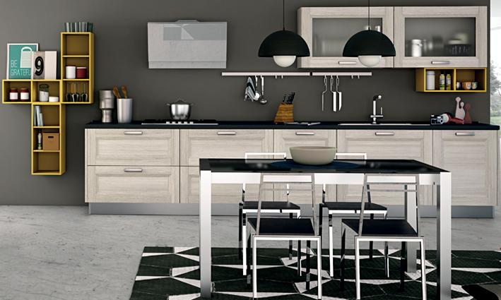 Idee per arredare una cucina piccola for Offerte per arredare casa