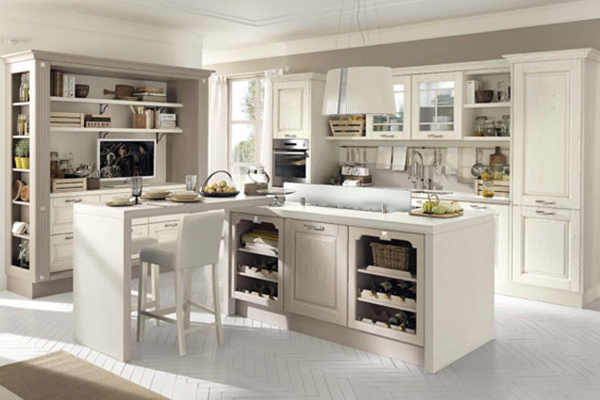 Le Piu Belle Cucine Country. Awesome Cucine Rustiche Country With Le ...