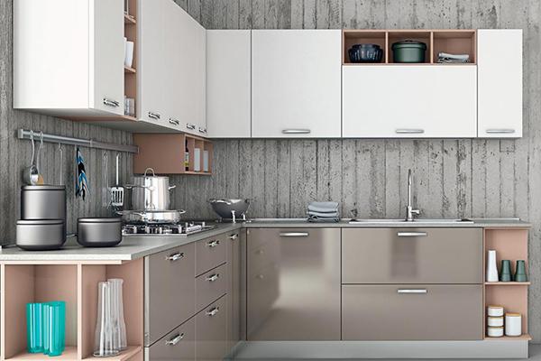 Cucine per la seconda casa - Prezzi cucine su misura ...