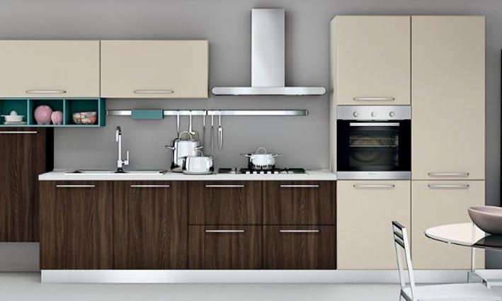 Tipologie mobili per cucine moderne
