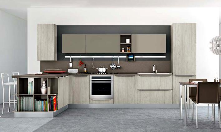 Le cucine moderne Creo Kitchens: caratteristiche e pregi