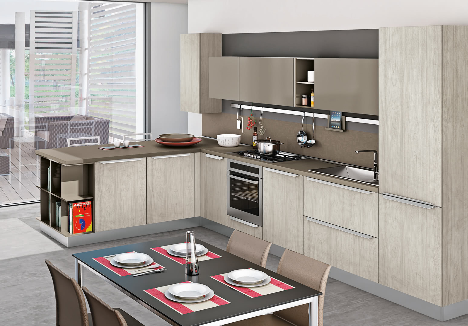 Cucine Savona Lube | Scegli la Cucina Perfetta