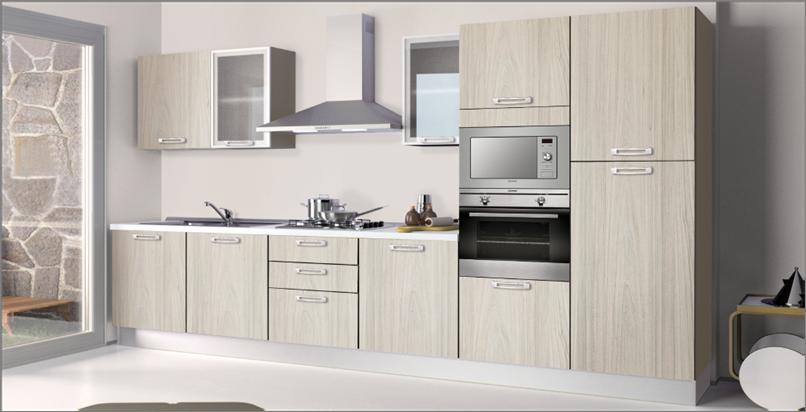 Cucina di design arredare in stile moderno - Cucina design moderno ...