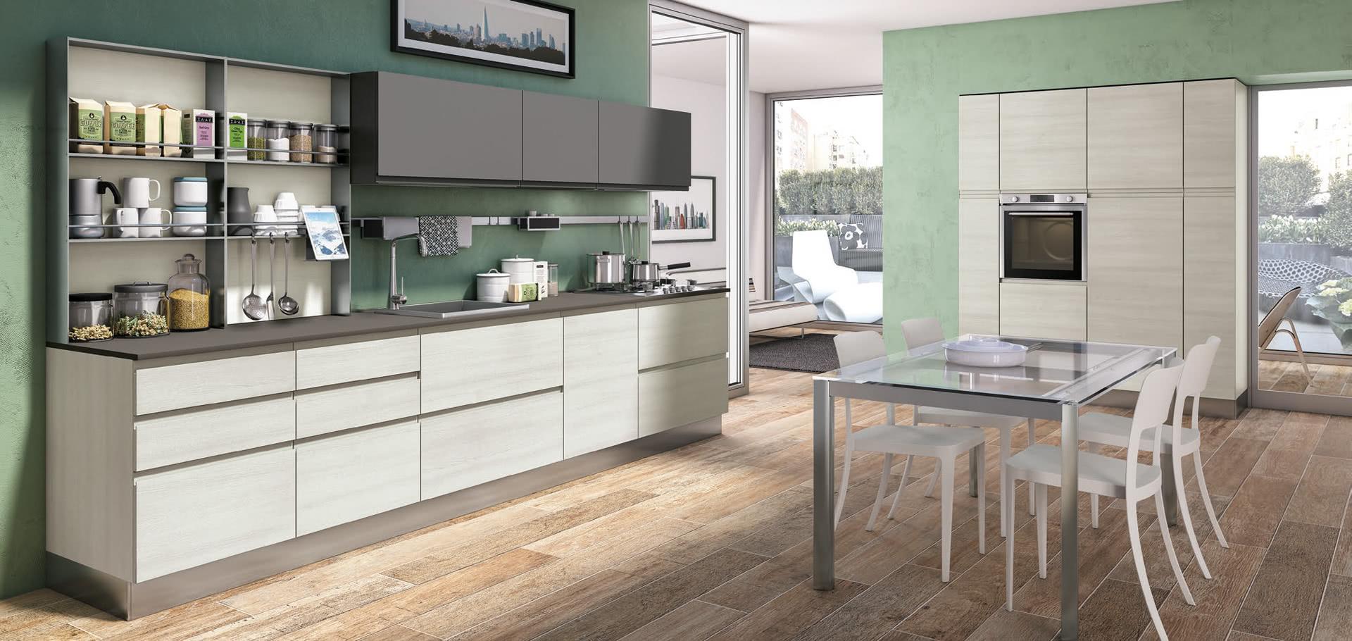 Cucina moderna jey jey creo kitchens - Cucina creo jey prezzi ...