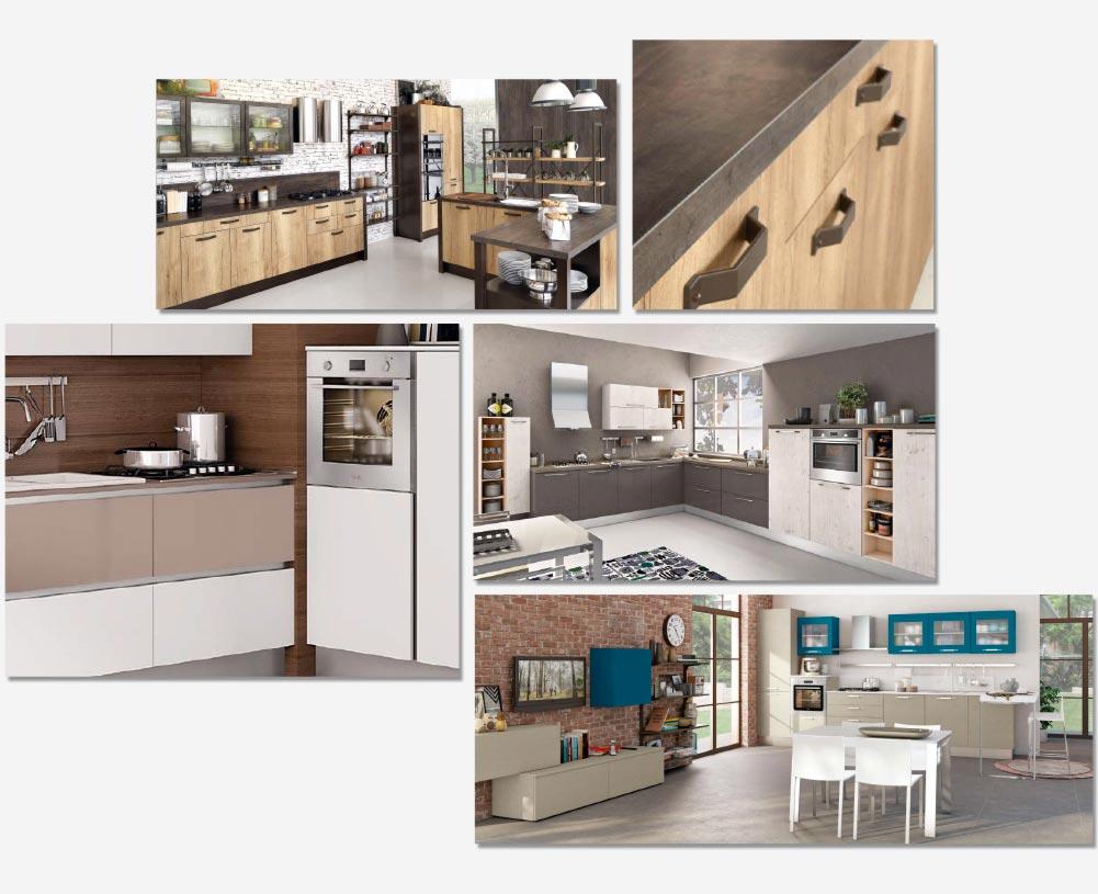 Mensole per cucine di tutti i modelli - Mensole per cucine ...