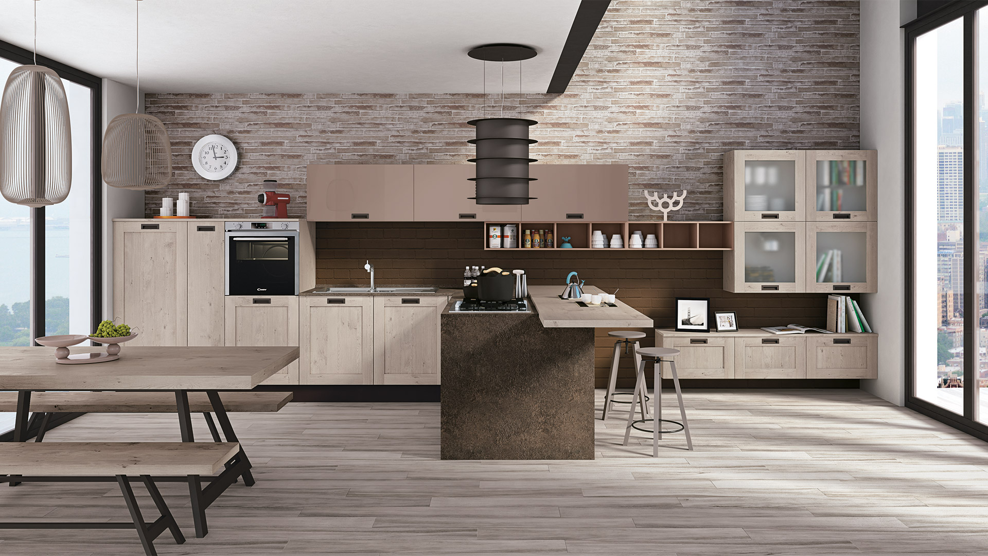 Cucina Kyra Creo Prezzo cucina moderna kyra telaio - creo kitchens