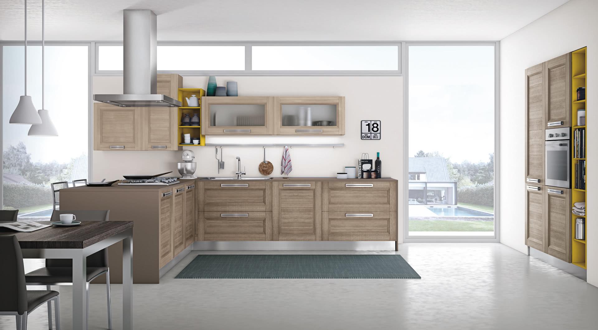 Cucine Creo Lube Opinioni cucina moderna lube - mya creo kitchens