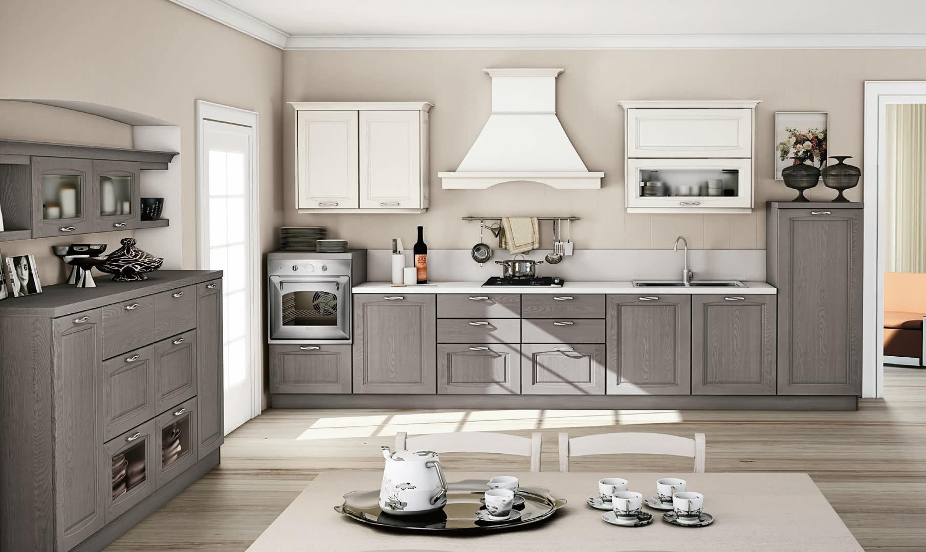 Cucina Classica Lube - Raila Creo Kitchens