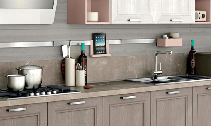 Top cucine moderne quale materiale scegliere - Top cucina moderna ...