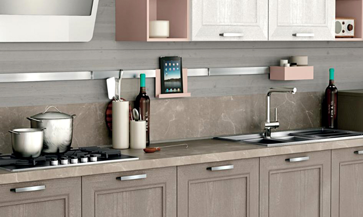 Top cucine moderne quale materiale scegliere