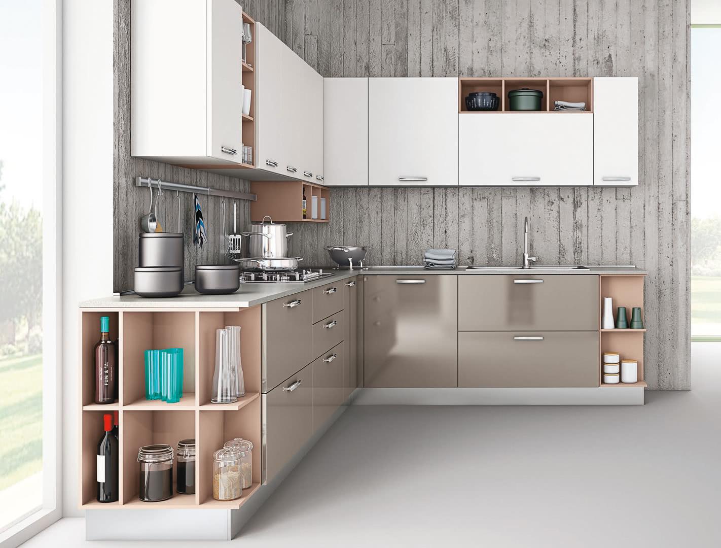Cucina Moderna Lube Zoe Creo Kitchens